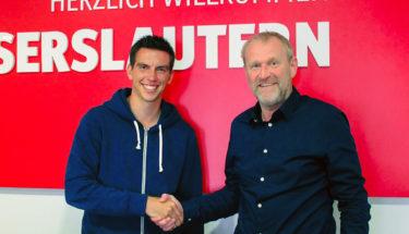Christoph Moritz mit Uwe Stöver