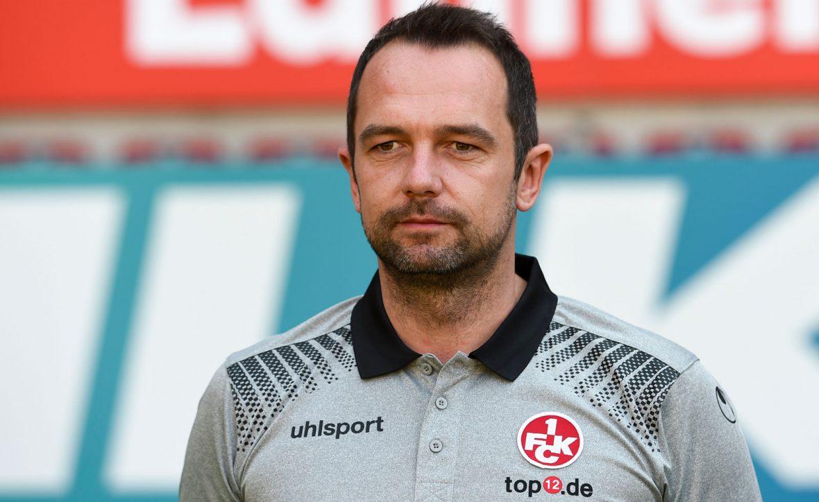 FCK-Sportdirektor Lizenzbereich Boris Notzon