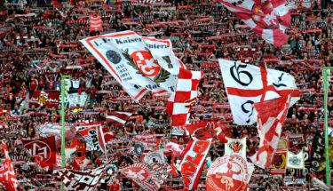 FCK-Fans in der Westkurve