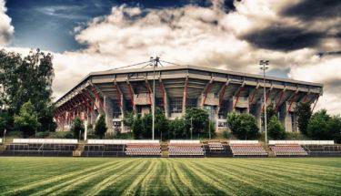 Fritz-Walter-Stadion Außenansicht