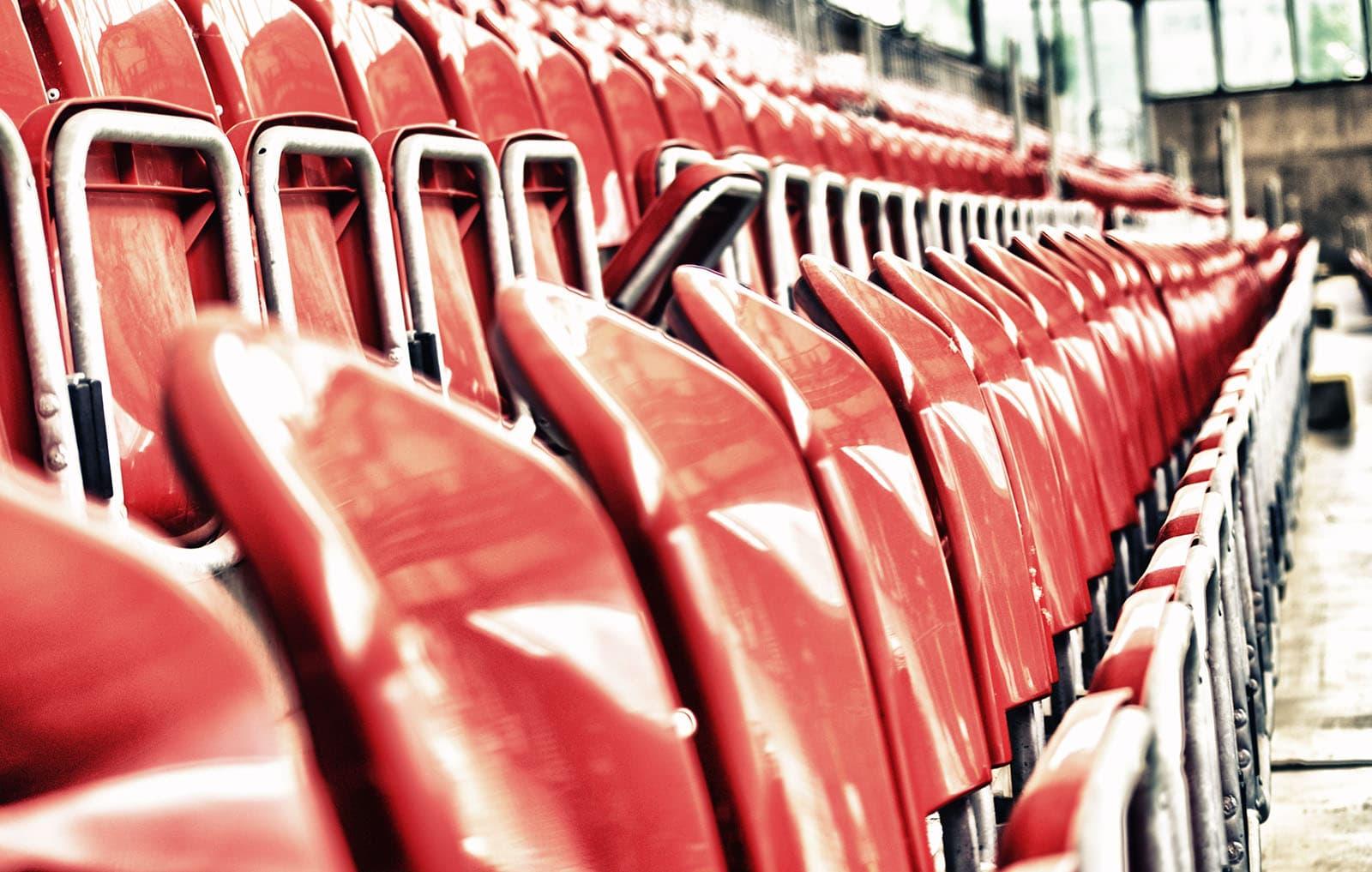 Fck Stadionplan
