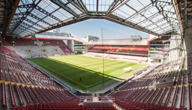Fritz-Walter-Stadion - Panoramabild