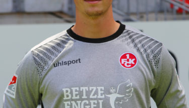 Portraitbild von Torhüter Lennart Grill Saison 2017/18