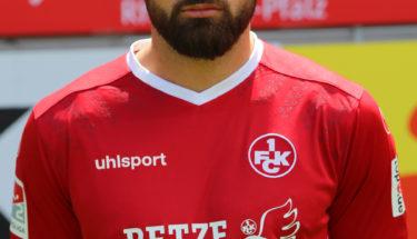 Portraitbild von Abwehrspieler Giuliano Modica Saison 2017/18