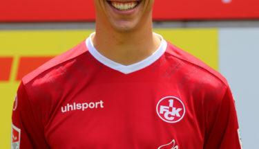 Portraitbild von Mittelfeldspieler Christoph Moritz Saison 2017/18