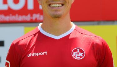 Portraitbild von Abwehrspieler Patrick Ziegler Saison 2017/18