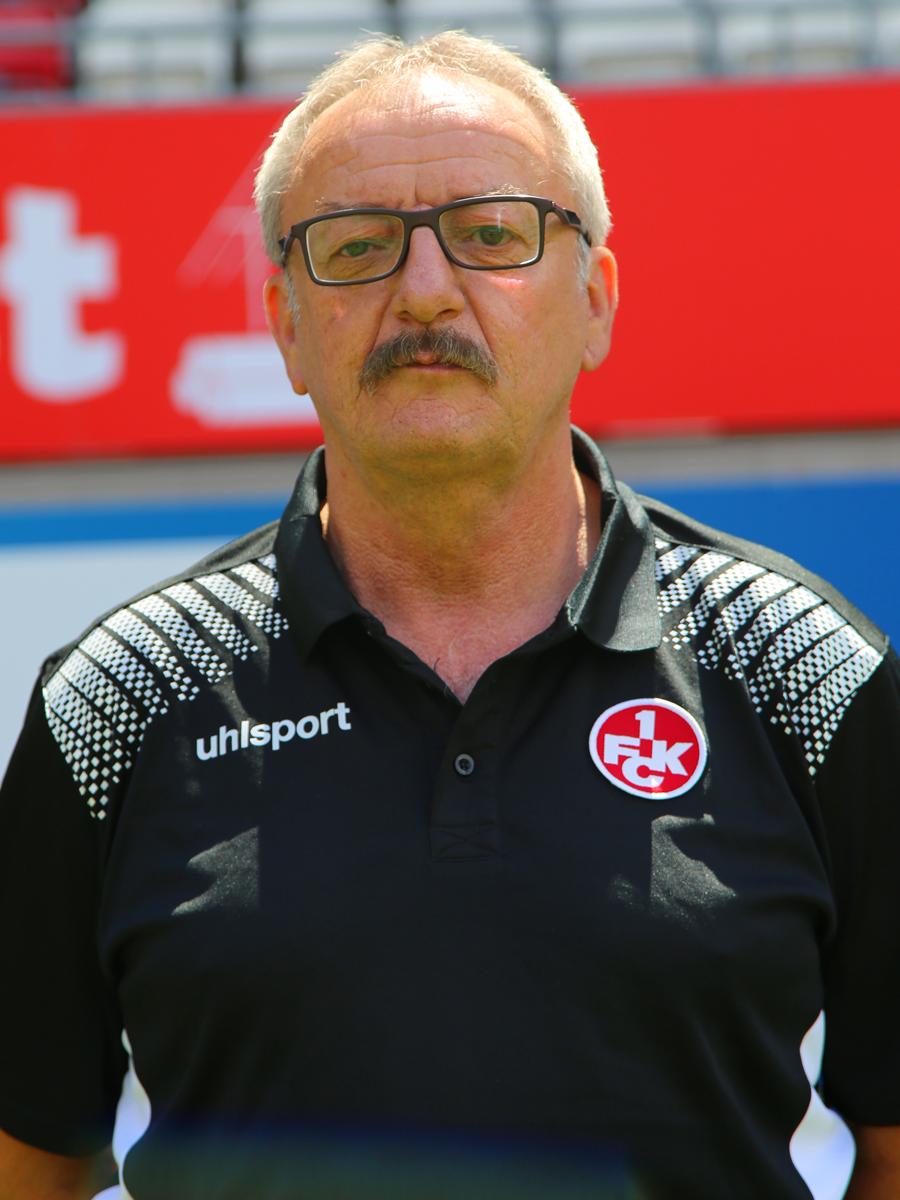 Zeugwart Wolfgang Wittich