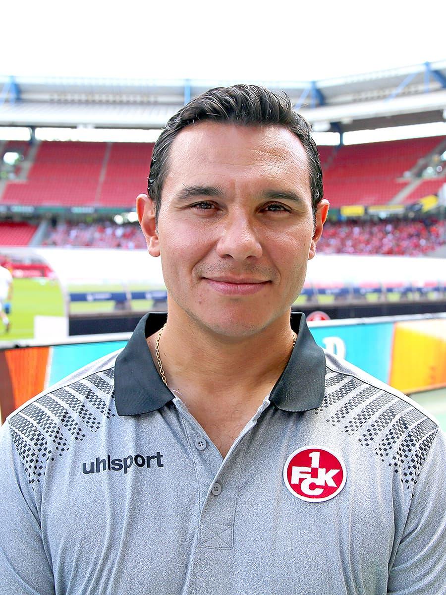 Dr. Pablo Gauna - Portrait