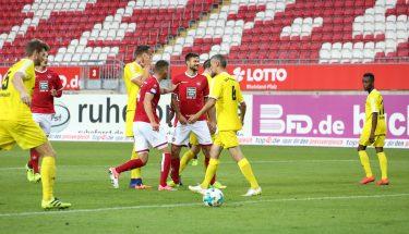 Lukas Spalvis erzielte zwei Tore