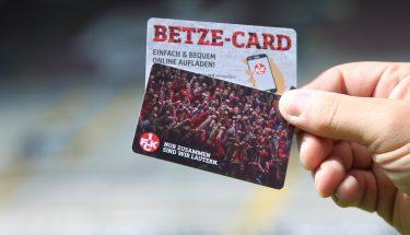 Die Betze-Card