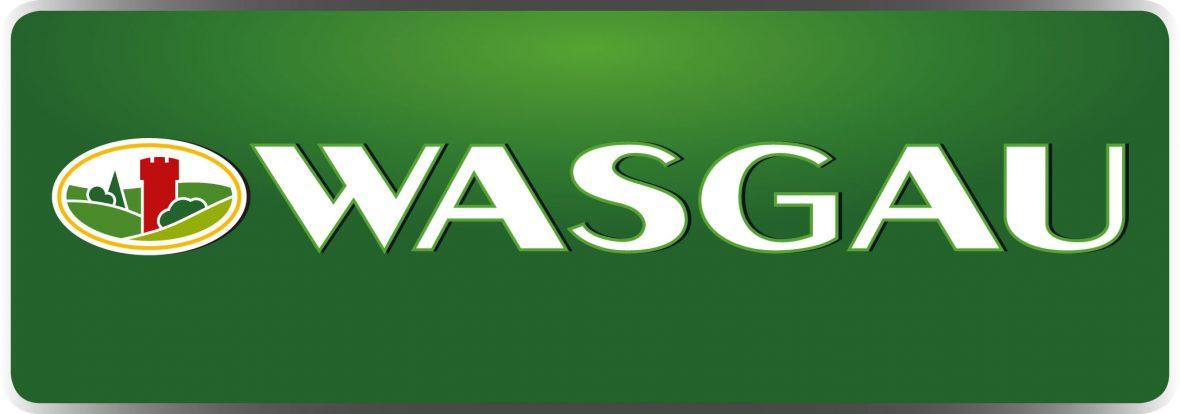 Logo des FCK-Exklusivpartners WASGAU AG