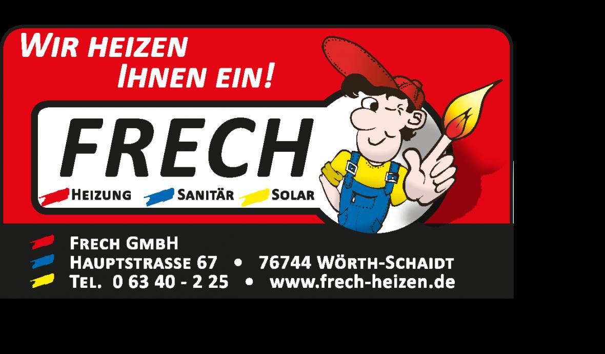 Logo Frech GmbH