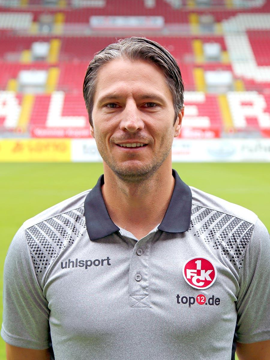 Co-Trainer Alexander Bugera