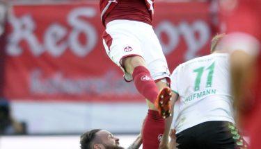 Joel Abu Hanna (FCK - Greuther Fürth)