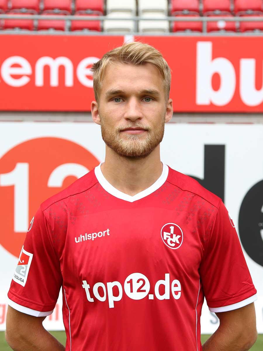 FCK-Neuzugang Sebastian Andersson