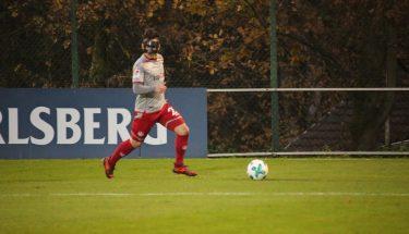 Baris Atik im Test gegen Mainz 05 II