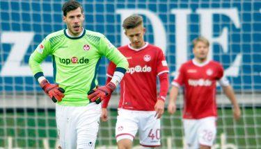 Marius Müller und Torben Müsel im Spiel gegen Bielefeld.