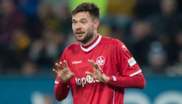 Lukas Spalvis wurde vom DFB Sportgericht für 3 Spiele gesperrt