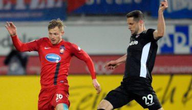 Stipe Vucur im Spiel gegen Heidenheim.