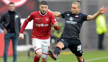Brandon Borrello im Spiel gegen Nürnberg