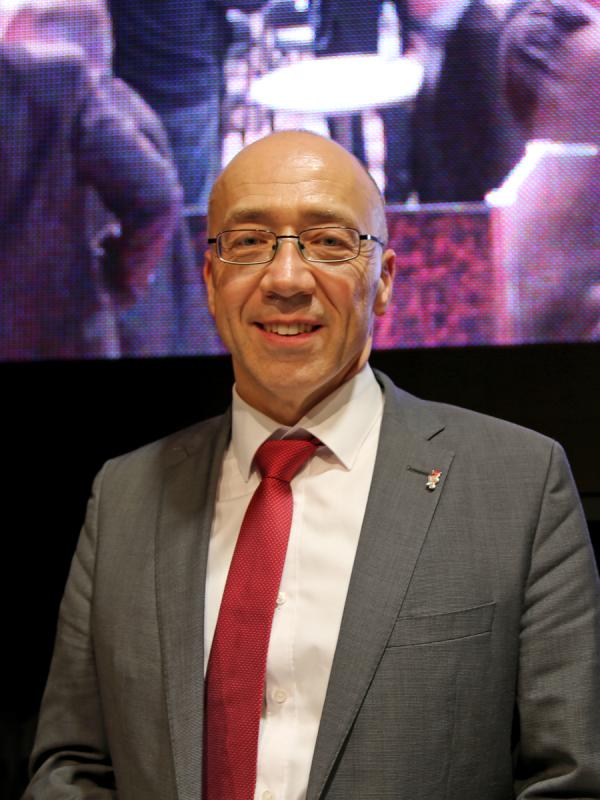 FCK-Aufsichtsratsmitglied Michael Littig