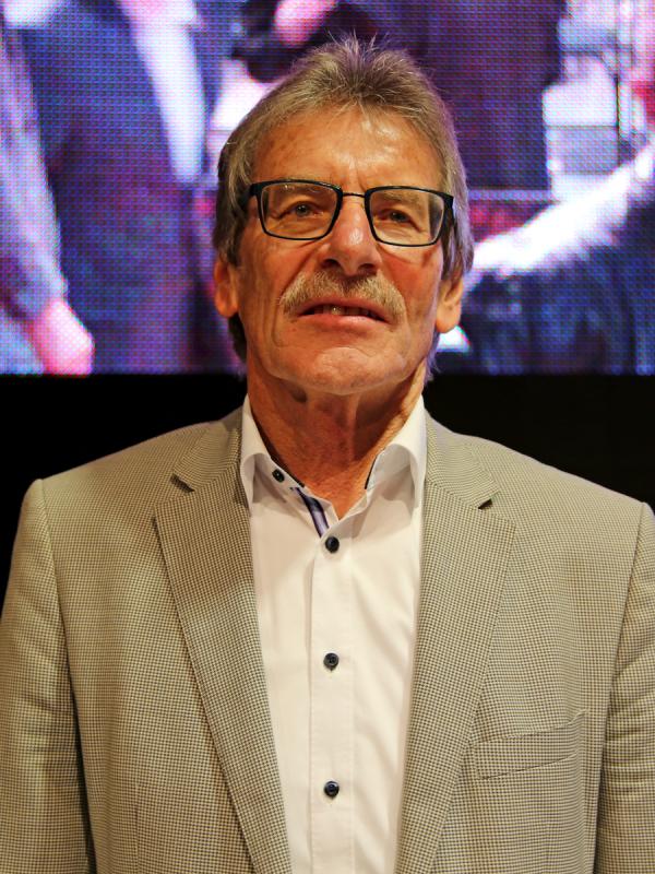 FCK-Aufsichtsratsmitglied Paul Wüst