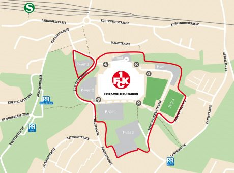 Betretungsverbotszone für Stadionverbotler