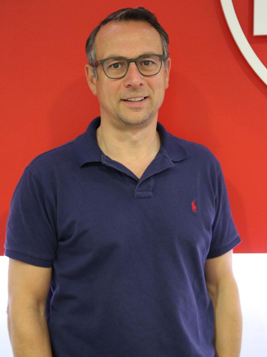 FCK-Sportvorstand Martin Bader