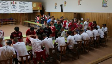 Fanspiel in der Fanregion Kusel/beim TuS Schönenberg