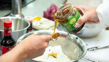 Honig ist ein Bestandteil gesunder Ernährung