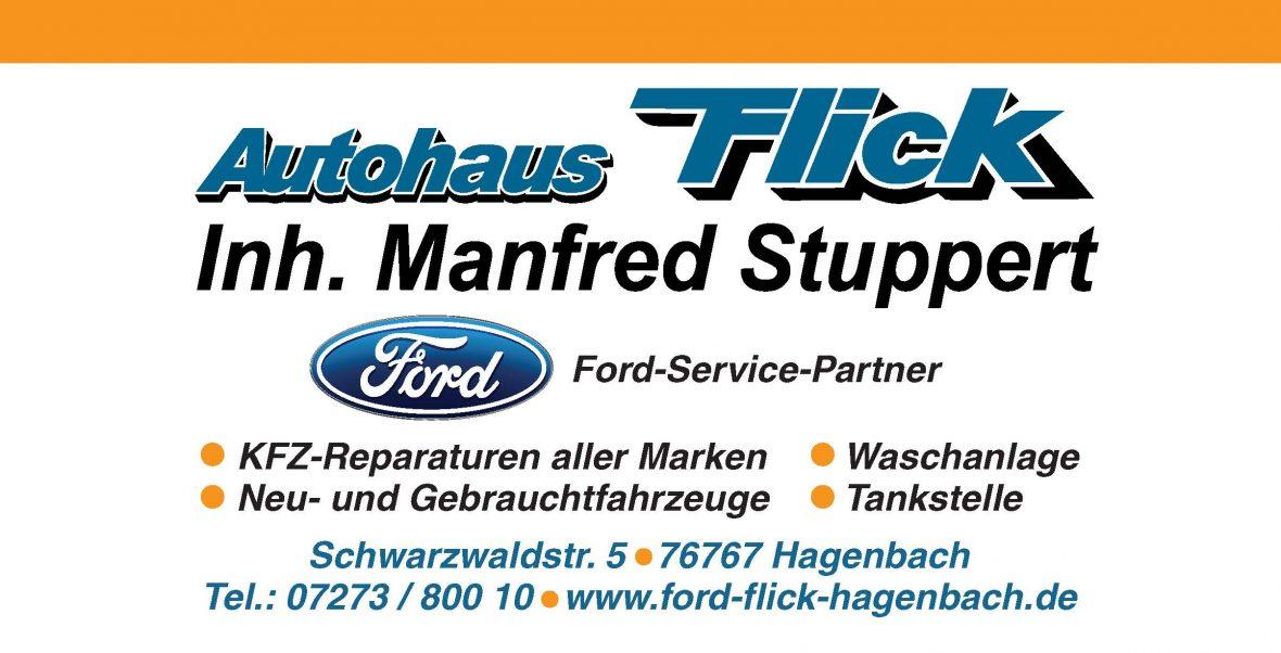 Logo des Basis-Partners Autohaus Flick