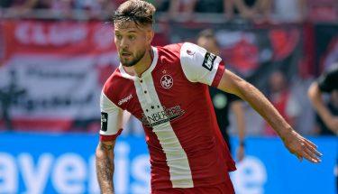 Lukas Spalvis wird dem FCK über einen längeren Zeitraum fehlen