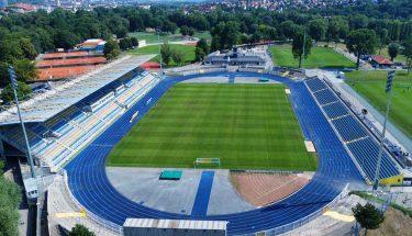 Bild des Ernst-Abbe-Sportfeld in Jena