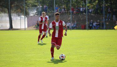 Mohamed Morabet traf für die U21