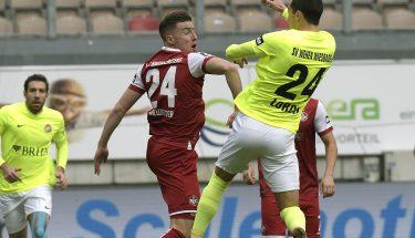 Christian Kühlwetter im Heimspiel gegen den SV Wehen Wiesbaden