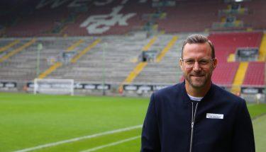Sascha Hildmann ist neuer Cheftrainer beim FCK