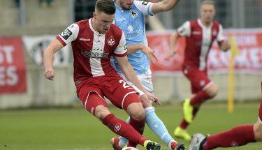 Christian Kühlwetter im Auswärtsspiel beim TSV 1860 München