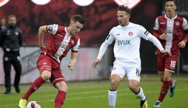 Christian Kühlwetter beim Spiel gegen die Würzburger Kickers
