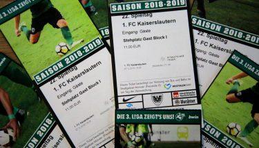 Die Tickets für Münster sind ab sofort im Vorverkauf