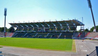 Das Wildparkstadion ist die Heimspielstätte des Karlsruher SC