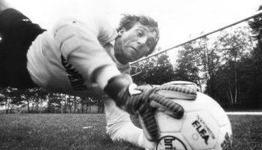 Gerry Ehrmann wird 60 - Impressionen aus 35 Jahren FCK