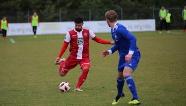Hüseyin Cakmak im Spiel der U21 gegen Emmelshausen