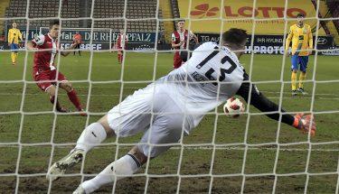 Mads Albaek im Heimspiel gegen Eintracht Braunschweig