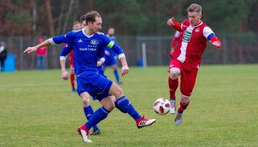 Julian Löschner im Spiel der U21 gegen Emmelshausen