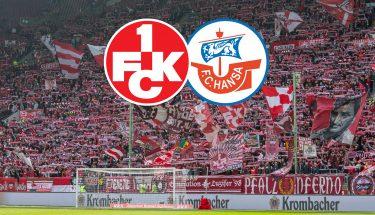 Heimspiel gegen den F.C. Hansa Rostock
