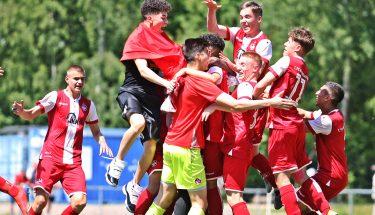 Die FCK-U17 hat die Aufstiegsrelegation 2019 erreicht