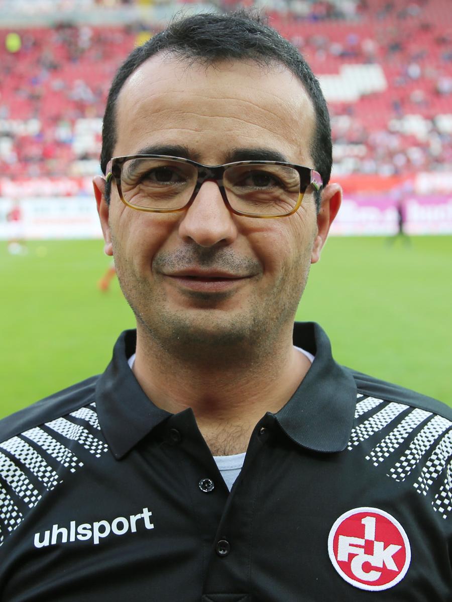 Mannschaftsarzt Dr. Hamzeh Jaradat