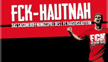 Der FCK kommt am 16. Juni 2019 zum traditionellen Saisoneröffnungsspiel nach Waldfischbach-Burgalben