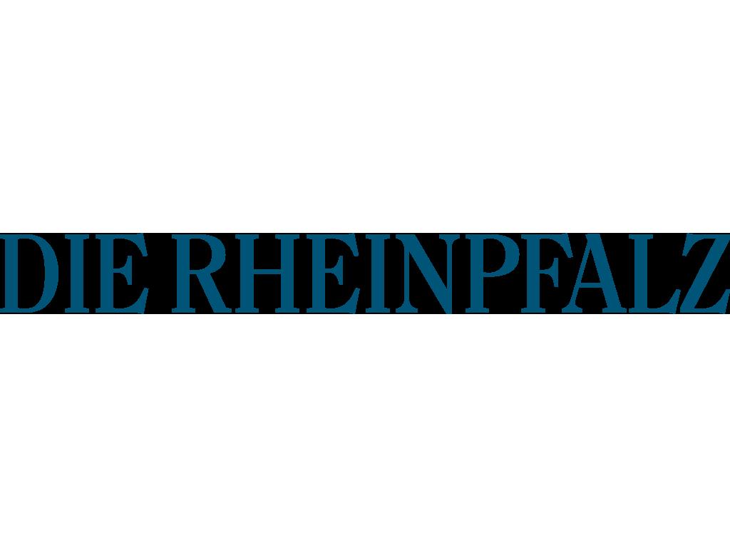 Logo des FCK-Betzepartners DIE RHEINPFALZ für die Saison 2019/20