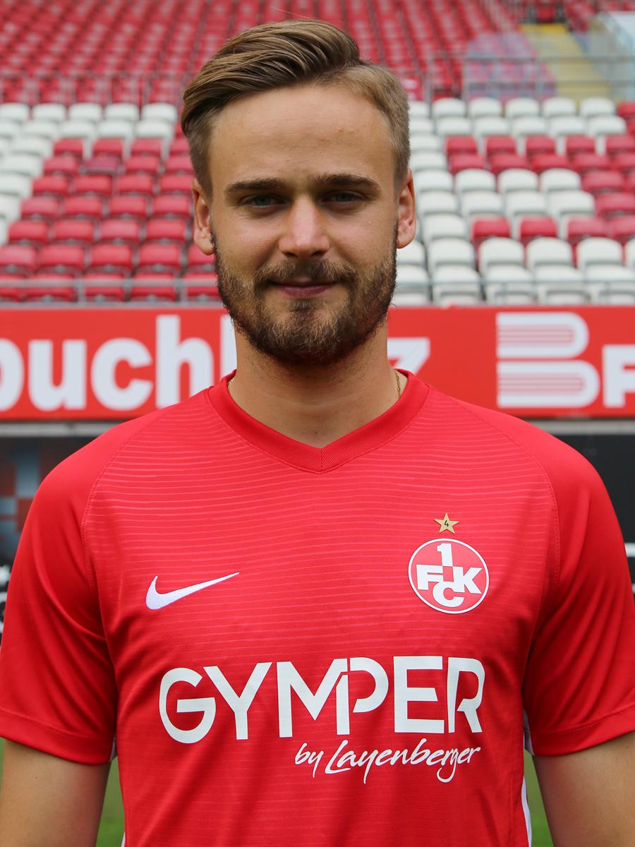 FCK-Neuzugang Lucas Röser im Portrait